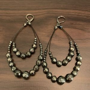 Glam Dangle Earrings